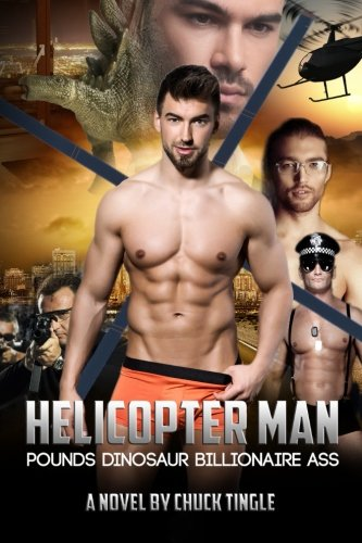 Helicopter Man Pounds Dinosaur Billionaire Ass