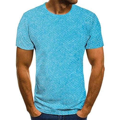 Kurzarm Neuankömmling Sommermode Lässig T-Shirt Bär 3D Gedrucktes Interessantes T-Shirt Cool Boy Girl Tops T-Shirt XXXL Txu-2168