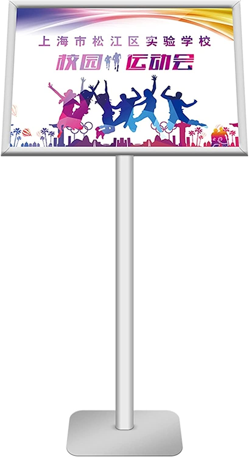 Sign favorite Holder Floor Stand T-shape Minneapolis Mall Poster Adverti A2 Display