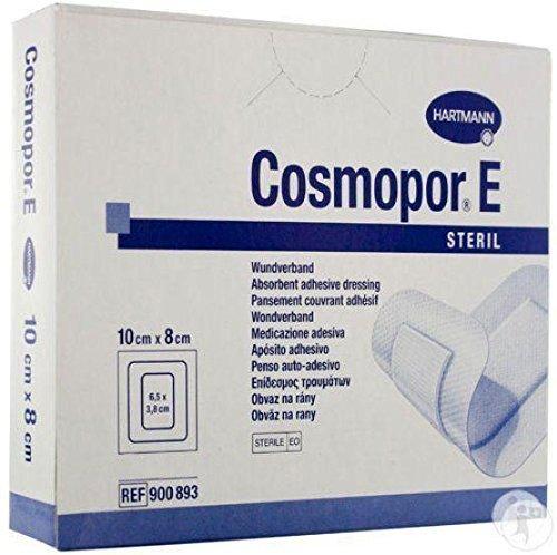 Cosmopor E sterile Wundkompresse, selbstklebend, 10 x 8 cm, 25 Stück
