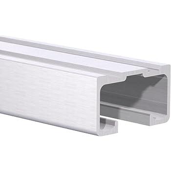 plastic track /& upper guide assembly for sliding glass or doors