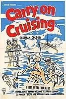DSJHK 大人のためのパズル1000ピース-クルージング映画のポスターを続けてください-家族、友人、大人、子供のためのチャレンジパズルゲームとおもちゃ