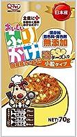 【12個セット】おいしいふりかけ国産鶏ささみ小粒 犬用おやつ チーズ 70g