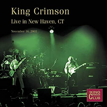 Music - CD Live In New Haven, CT November 16, 2003 Book
