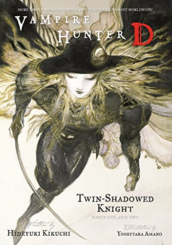 Vampire Hunter D Volume 13: Twin-Shadowed Knight Parts One And Two