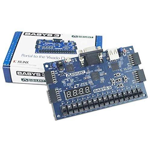 Amazon com: Digilent Basys 3 Artix-7 FPGA Trainer Board: Recommended