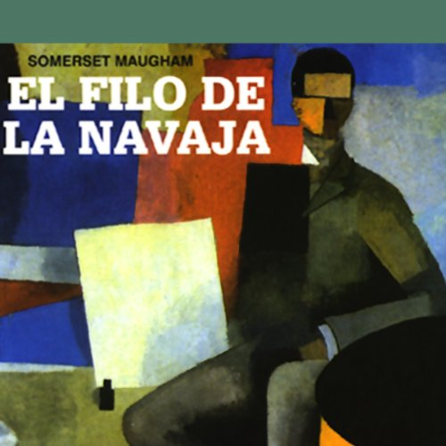 El Filo de la Navaja [The Razor's Edge] audiobook cover art