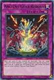 yu-gi-oh Ancient Gear Reborn - MP17-EN222 - Rare - 1st Edition - 2017 Mega-Tin Mega Pack (1st Edition)