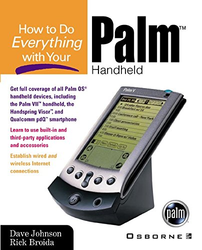 How to Do Everything with Your Palm Handheld (English Edition)