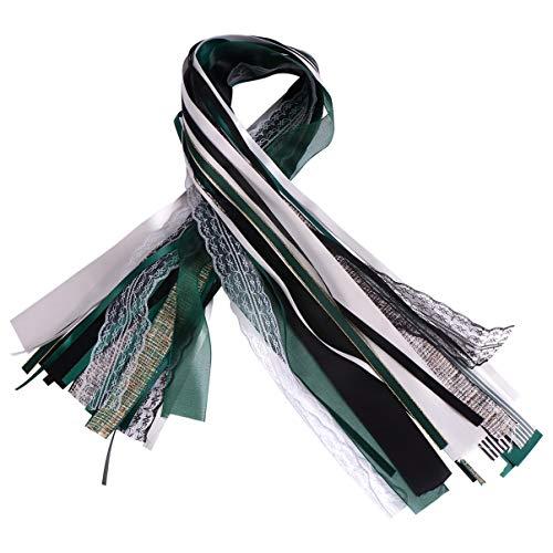 MILISTEN 22 Pcs Rubans DIY Hairband Set Élastique Corde Bandes De Cheveux Stretch Ruban Cravates De Cheveux Ruban De Tissu Accessoires De Cheveux pour La Couture Bow Décoration De Mariage
