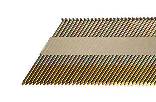D-Kopf Streifennägel 80mm 34° Verzinkt 2000 Stück passend BeA Bostitch Paslode