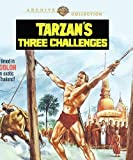 Tarzan's Three Challenges (1963) [Blu-ray]