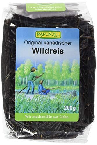 Rapunzel Wildreis natur, 1er Pack (1 x 200 g) - Bio