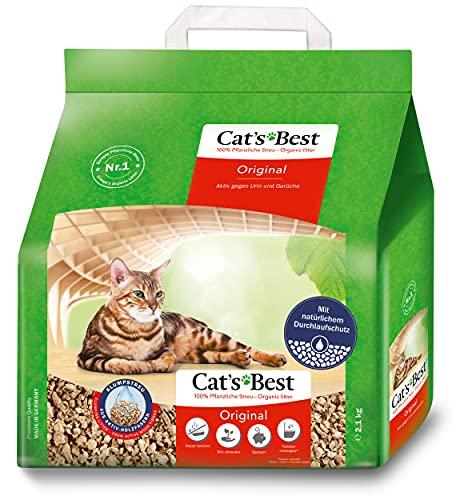 Cats Best OkoPlus Clumping Cat, 2.1kg