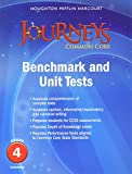 Benchmark Tests and Unit Tests Consumable Grade 4 (Journeys)