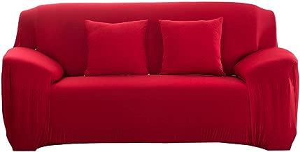 Amazon.es: sofa dos plazas rojo