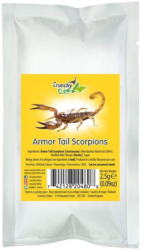 Armor Tail Scorpions