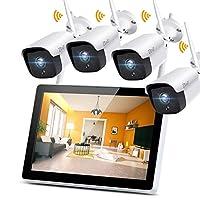 屋内/屋外対応家庭用防犯カメラ