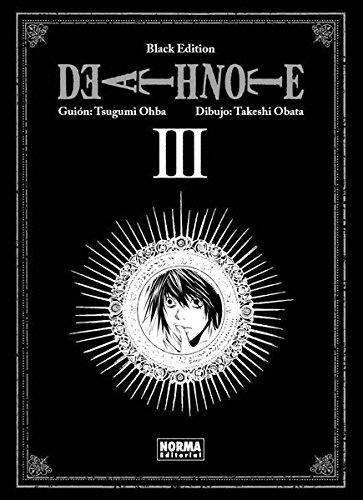 DEATH NOTE BLACK EDITION 03 (CÓMIC MANGA)
