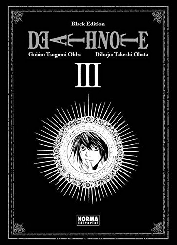 DEATH NOTE BLACK EDITION 03 (CÓMIC MANGA)