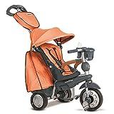 Naranja Smart Trike Trike Inteligente - Triciclo Explorer - hasta 10 36 Meses - Bonito...