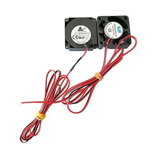 Ventola 4010 12V e Cerchio ventola 12V per stampante Creality CR-10S CR-10 S4 S5