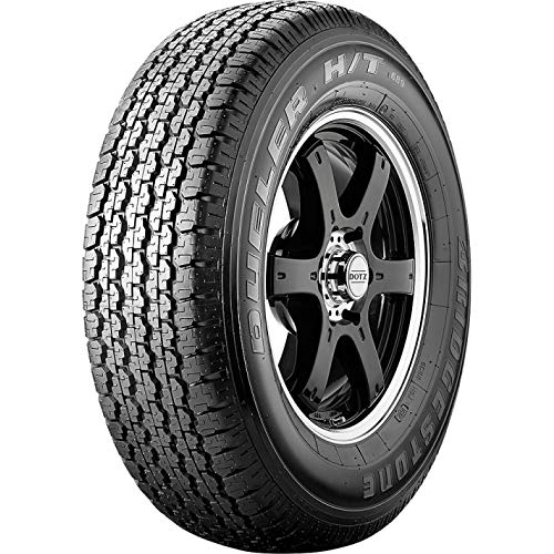 Bridgestone Dueler 689 H/T - 265/70/R16 112H - E/E/72 - Neumático veranos (4x4)