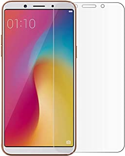 Oppo F5 Screen Protector 9H Hardness Anti-Scratch Tempered Glass Screen Protector, Bubble Free Tempered Glass Protective F...