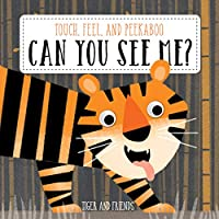 Animal Patterns & Colours: Wild Animals (Peek a Boo Touch & Feel)