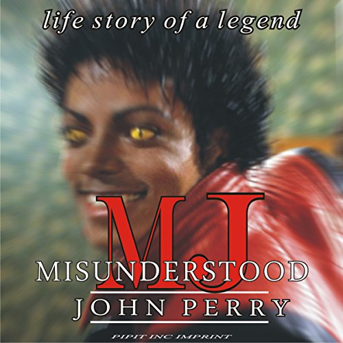 MJ: Misunderstood  By  cover art