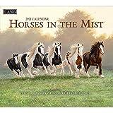 Horses in the Mist 2021 Calendar