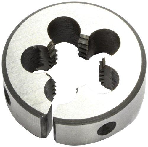 Volkel Matrice de filetage en acier rapide BSPF 1,27 mm Diamètre extérieur 13,9 cm