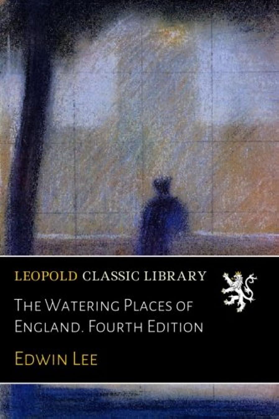 議論する追跡虎The Watering Places of England. Fourth Edition