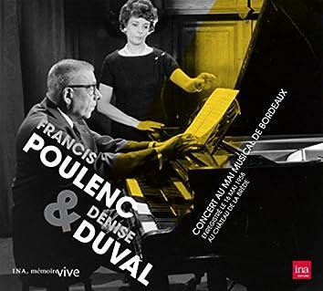 Concert au mai musical de Bordeaux