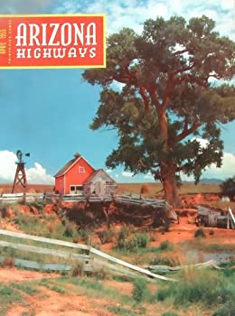 Arizona Highways April 1955 Vol.XXXI No4