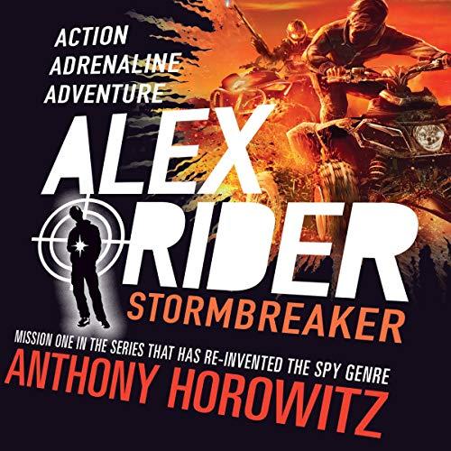 Couverture de Stormbreaker