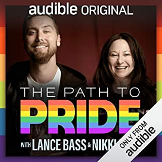 The Path to Pride with Lance Bass and Nikki Levy                    Written by:                                                                                                                                 Lance Bass,                                                                                        Nikki Levy,                                                                                        Frank DeCaro,                   and others                      Length: 1 hr and 9 mins     1 rating     Overall 5.0