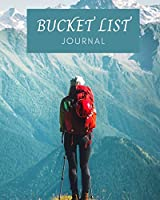 Bucket List Journal: Journal For Keeping Track of Your Adventures Memory Journal Inspirational Journal