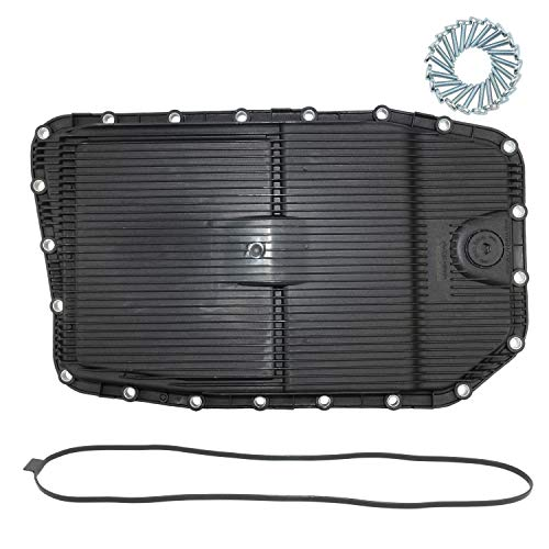 Automatic Transmission Oil Pan Filter Gasket Drain Plug Kit 24117571227