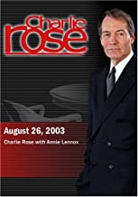 Charlie Rose with Annie Lennox