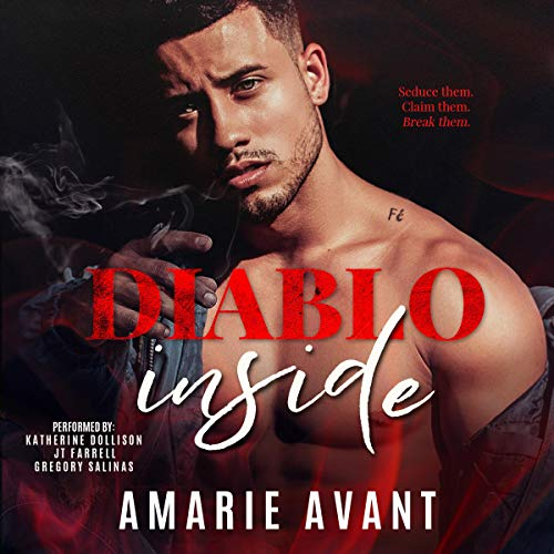 Diablo Inside Audiobook By Amarie Avant cover art