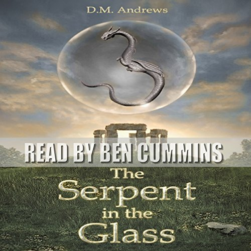The Serpent in the Glass audiobook cover art