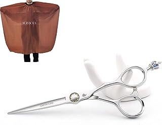 Retro Barber Scissors, Luxury Hair Scissors Professional Barber Salon Scissors Professional Hairdressing Scissors Hair Sci...