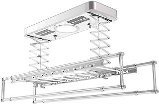 Balcon Levage Automatique éTendoir éLectrique IntéRieur TéLescopique à Quatre Barres Machine à Laver Intelligente TéLéComm...