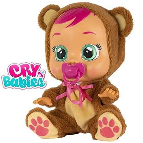 Boneca Que Chora Cry Babies Bonnie Br1028 Multikids