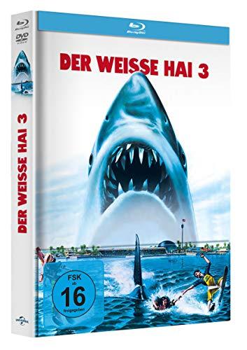 Der weiße Hai 3 - Blu-ray - Mediabook