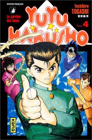 Yuyu Hakusho : Le Gardien des âmes, tome 4