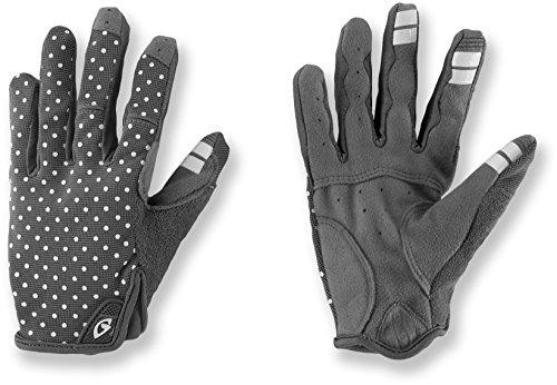 Giro La DND Damen Fahrrad Handschuhe kurz grau/weiß 2021: Größe: M (7)