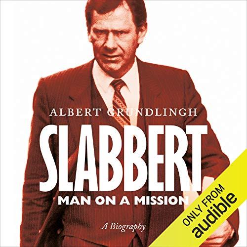 Slabbert cover art
