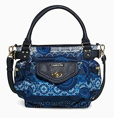 Desigual Bols Mcbee Mini Barbade Across Body Bag Sac à bandoulière